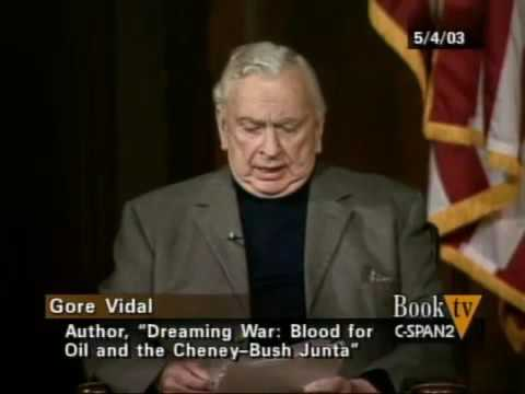 Gore Vidal Destroying the Lies of the American Empire 2003