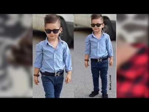 small boy hair style looking very hancy youtube