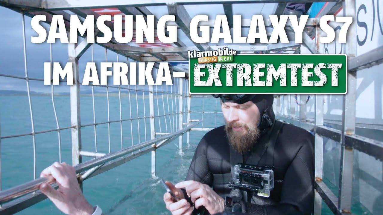 Galaxy S7 Wasserdicht