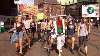 Ein Jahr Fridays for Future: Das hat sich in Bremen verändert