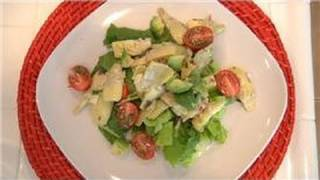 From Garden To Table : Artichoke & Avocado Salad