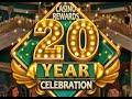 Casino Rewards 20 year Anniversary - YouTube