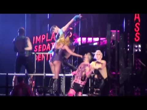 [04/31*] Lady Gaga - Beautiful Dirty Rich (live) @ The Monster Ball, Madison Square Garden, 2/21/11