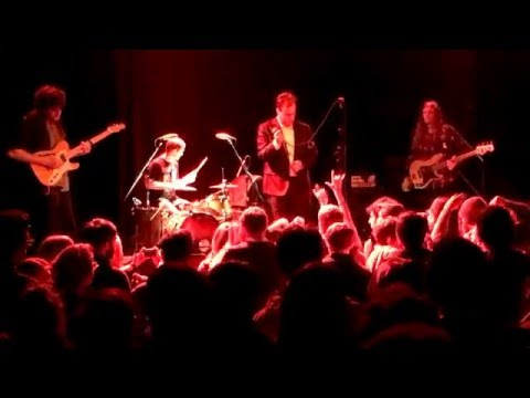 Protomartyr Live at MHoW on 2/13/2016