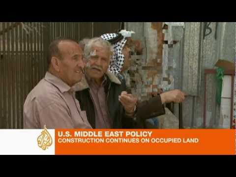 Israel continues to build settlements on Palestinian land