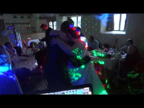 Sarah and Michael's Wedding First dance