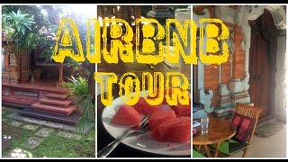 Gambar cover OUR FIRST AIRBNB APARTMENT TOUR || BALI INDONESIA