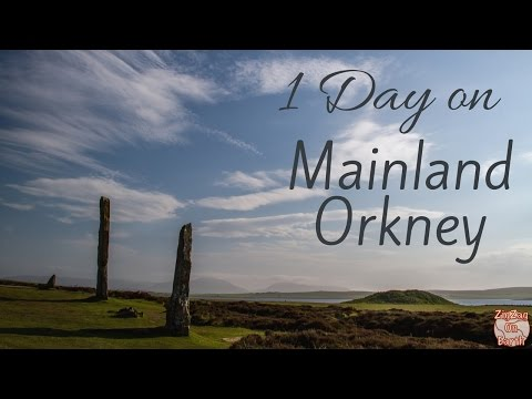 Things to do in Orkney - One Day on Mainland Orkney