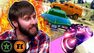 Let's Play – Hot Seat: GTA V Featuring James Buckley