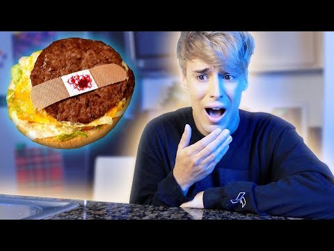 scariest things people found in FAST FOOD