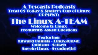 видео FAQ по Linux