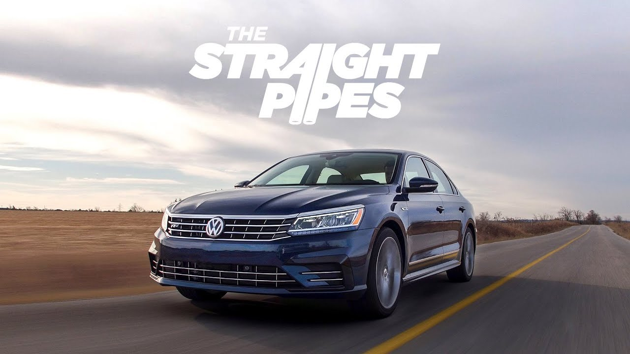 2018 Volkswagen Passat R Line Review All Show No Go
