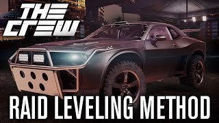 The Crew | How To Level Up Raid Cars?!