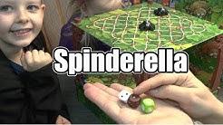 Kinderspiel des Jahres 2015: Spinderella (Zoch) - ab 6 Jahre - Teil 313