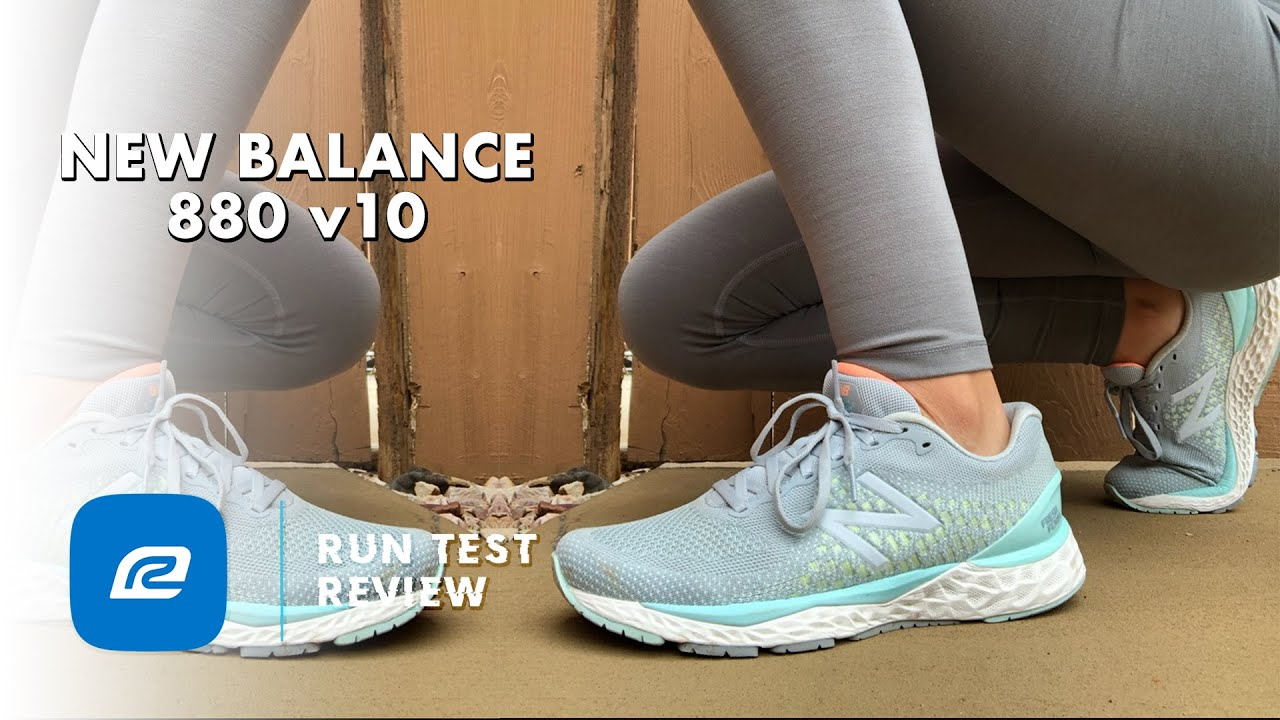 New Balance 880v10 Shoe Review - Mid-Cushioned Beast!