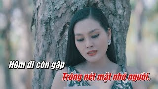 Karaoke | Tấm Ảnh Không Hồn - Hoa Hậu Kim Thoa | Tone Nữ