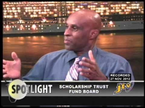 SPOTLIGHT   SCHOLARSHIP TRUST FUND BOARD   27 NOV  2012