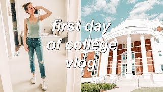 FIRST DAY OF COLLEGE 2019: UNIVERSITY OF ALABAMA