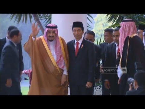 Bisht, Jubah Istimewa Sang Raja Salman