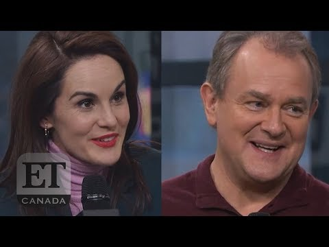 'Downton Abbey' Cast Talk New Movie