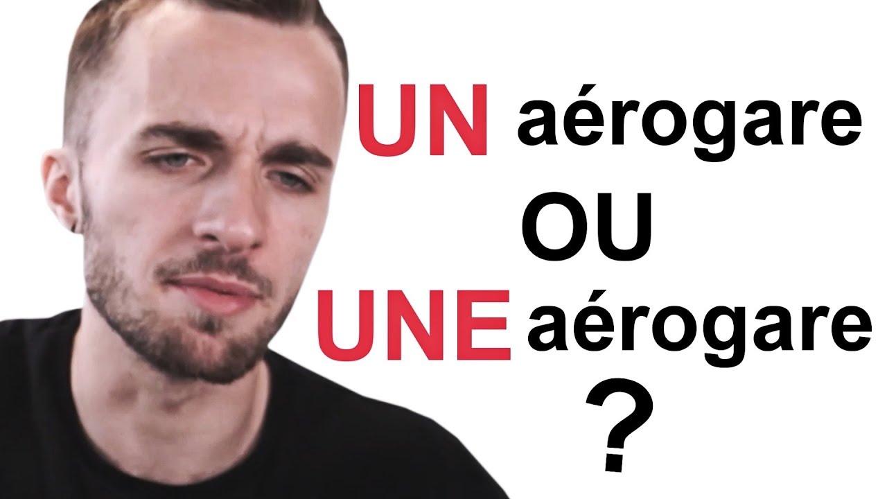 SAVEZ-VOUS VRAIMENT PARLER FRANÇAIS ?