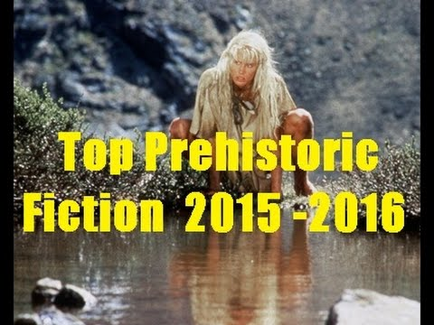 20 Prehistoric Fiction 2015 - 2016 Neolithic & Paleolithic Page Turner Books Hominids and Dinosaurs