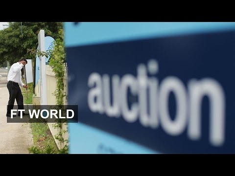 Chinese developers turn to Sydney | FT World
