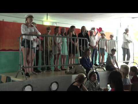 Deel 2 van de musical Big Boat (deel 2)