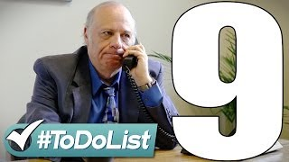To Do List: Fade - Eddie Pepitone