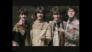 """The Beatles Anthology"" News 1996 Paul McCartney, George Harrison, Ringo Starr"