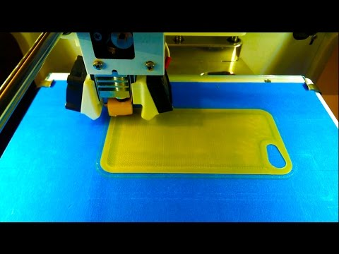 3D Printing a Cell / Mobile Phone Cover