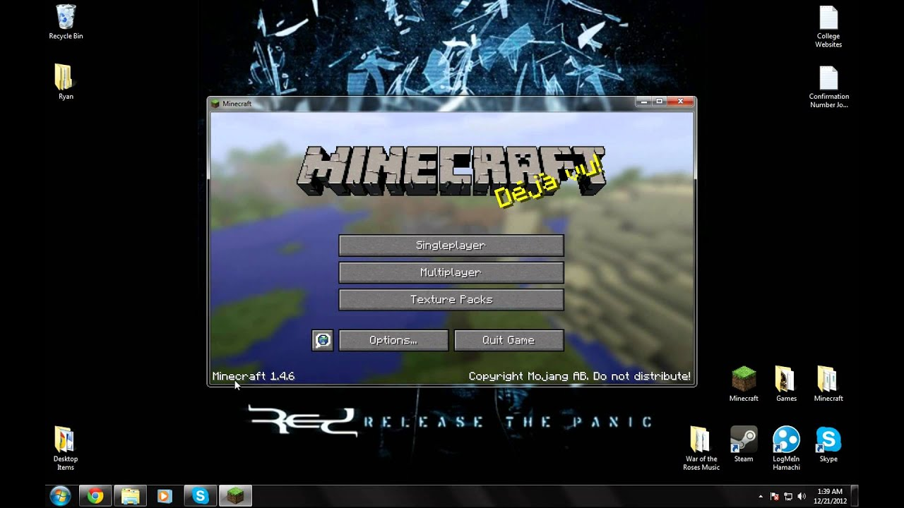 How to access your Minecraft game directory;