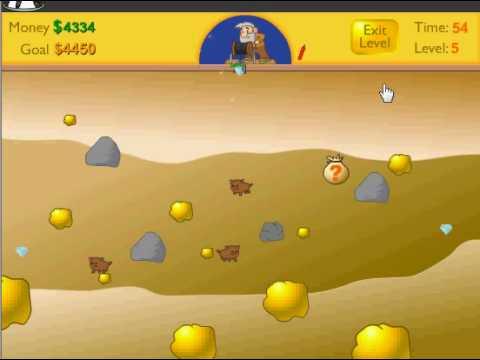 MiniClip : Gold Miner