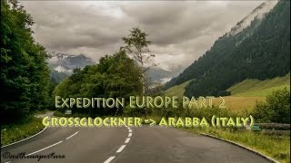 Europe Expedition (Part 2) - Ride in Alps Mountain - BMW S1000RR and KTM Super Duke GT 1290