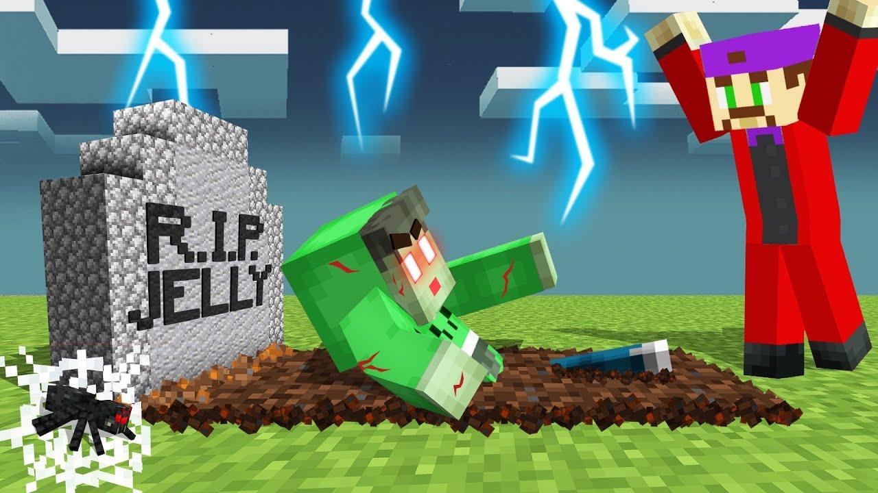 DIE = TURN INTO ZOMBIE! (Minecraft)
