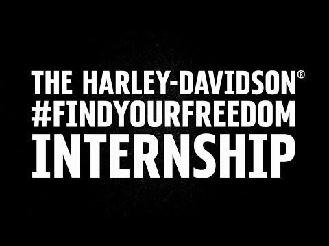 Meet the #FindYourFreedom Interns | Harley-Davidson