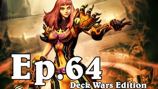 Funny and Lucky Moments - Hearthstone - Ep. 64 (Deck Wars Edition)