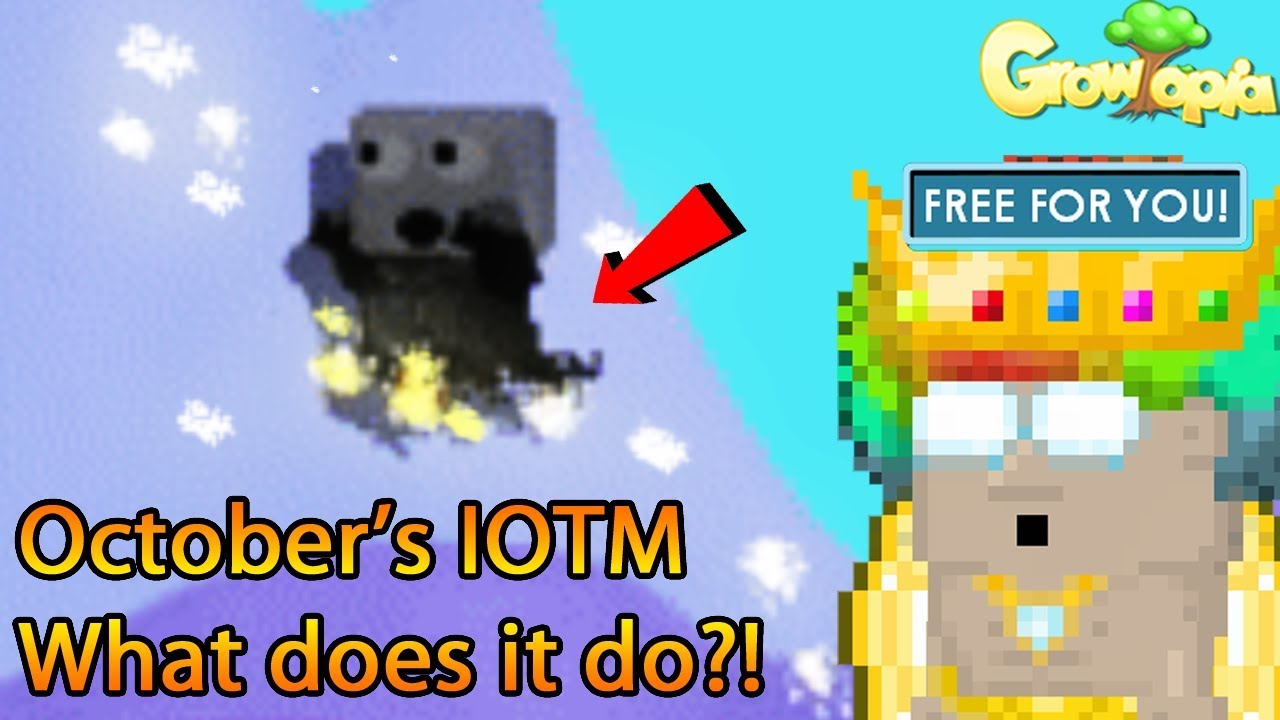 growtopia who october 39 s item of the month ghastly. Black Bedroom Furniture Sets. Home Design Ideas