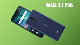Nokia 3.1 Plus Cricket Wireless New SmartPhone Specs and Price