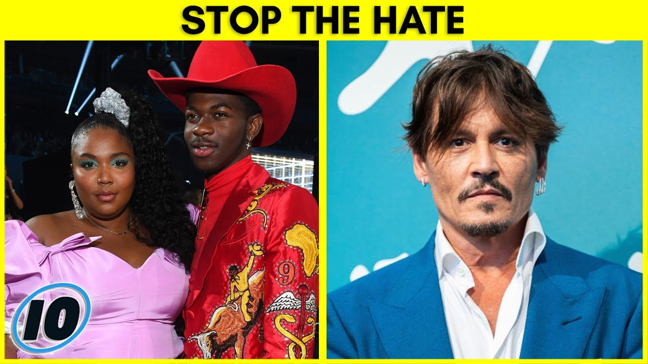 Top 10 Celebrities That Don't Deserve The Hate They Get