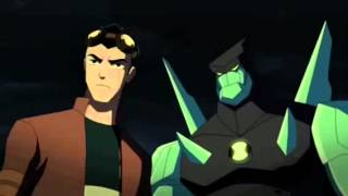 Ben 10 and Rex team up just a little Faster