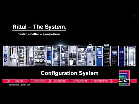 Rittal Configuration System