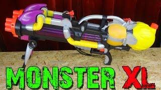 """""""SUPER SOAKER MONSTER XL"""" -Vorstellung des Wasserwerfers"""