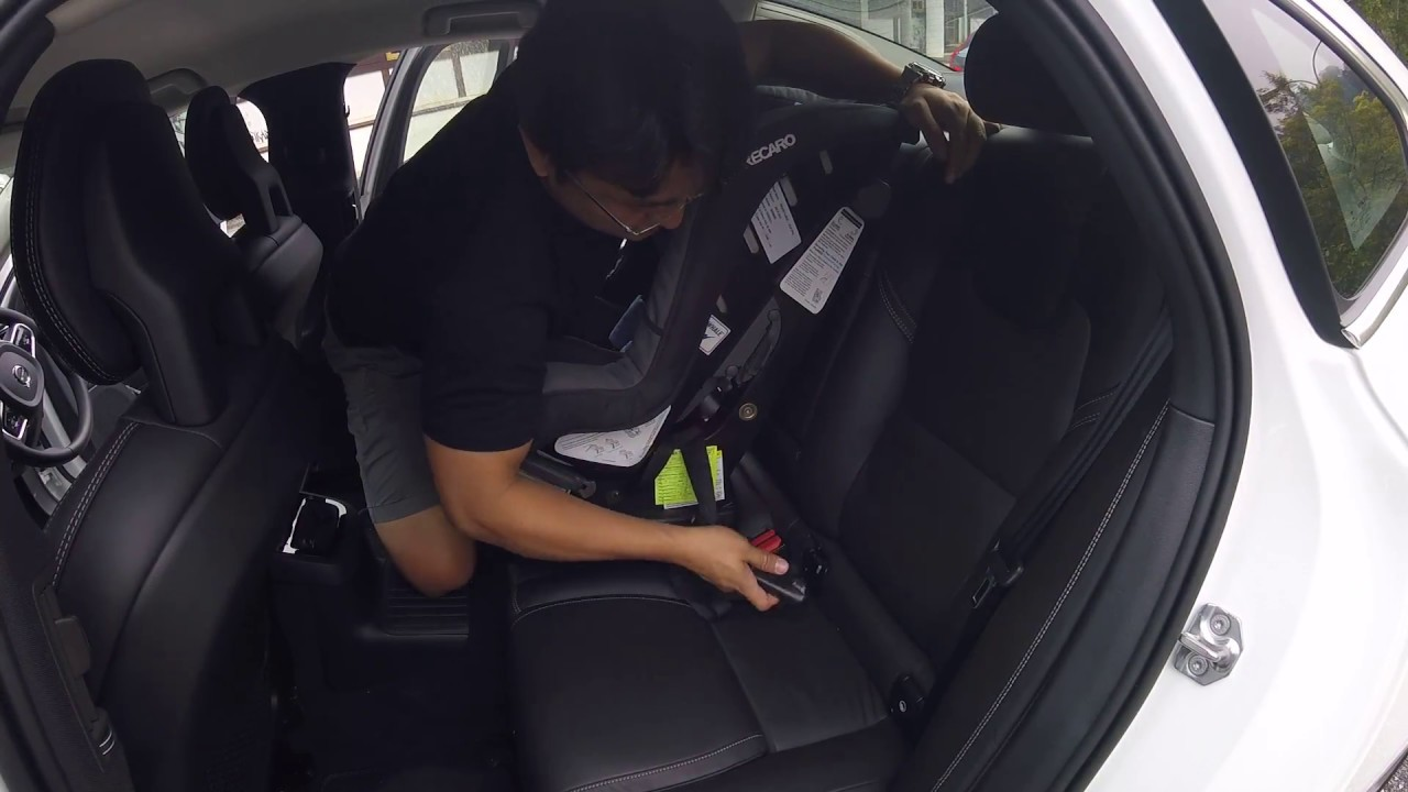 Why I Mount My Child Seat In The Middle