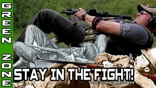 Stay in the Fight When Knocked Down | Deconstructing Various Prone Positions