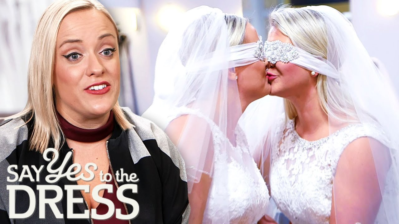 Bride Gets Anxious After Fiancé Says Yes To 1st Dress She Tries On | Say Yes To The Dress UK