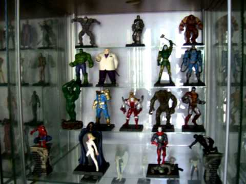 CLASSIC MARVEL FIGURINE COLLECTION 01 - 120 - YouTube