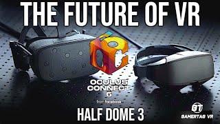 OC6: The future of VR & Half Dome 3 Prototype Presentation