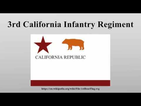 3rd California Infantry Regiment