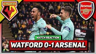 "Watford 0-1 Arsenal | ""Troy Deeney Give's Arsenal The WIN!"" | (Bhav)"